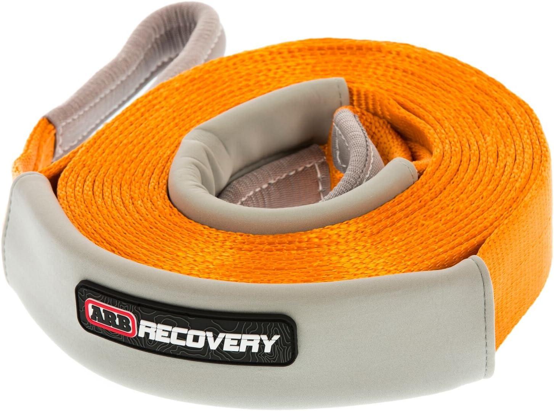 "ARB 4x4 Accessories ARB705LB Orange 30' x 2 3/8"" Snatch Strap Recovery, 1 Pack: Automotive"