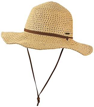 1858d3d3f DAKINE Sunny Women's Straw Hat Natural: Amazon.co.uk: Sports & Outdoors