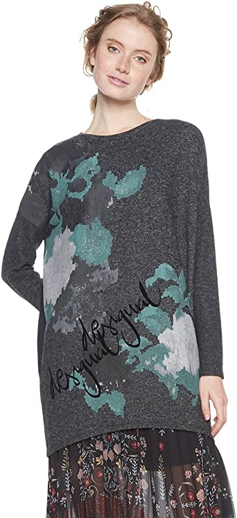 Desigual TS_kunik suéter para Mujer
