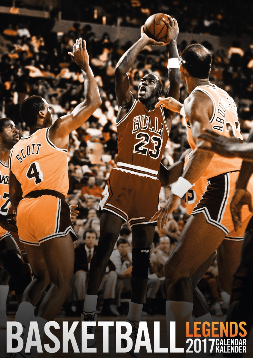 Basketball Legends 2017: Amazon.es: Michael Jordan, Magic Johnson ...
