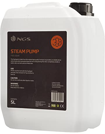 HUMO LIQUIDO NGS FOG LIQUID STEAM PUMP - BOTELLA 5 LITROS