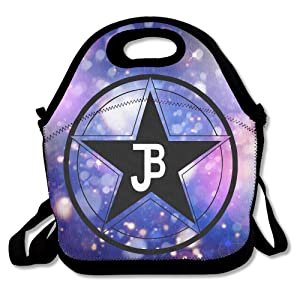 Jonas Brothers Star Logo Multifunctional Lunch Tote Bag