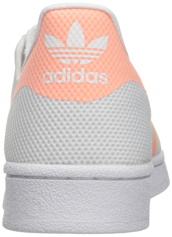 adidas B01LYBAKRN Women's Originals Superstar B01LYBAKRN adidas (10 M US)|White/Sun Glow/White 4ed4a1