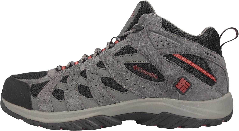 Columbia Canyon Point Mid Zapatos impermeables de senderismo para hombre: Amazon.es: Zapatos y complementos