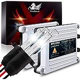 WinPower 35W H7 Xenon Headlights Bulb 6000K Cool White Car Conversion kit with AC Slim Ballast