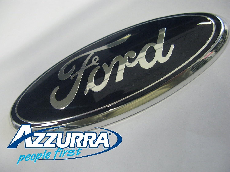 2038573/Escudo Delantero con Logo 175/x 70 mm Emblema original de Ford
