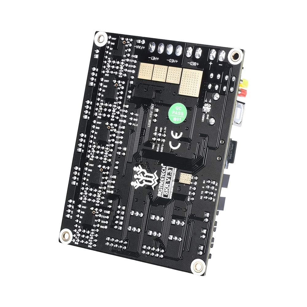 Zamtac SKR V1.3 3D Printer Controller Board ARM 32 Bit Mainboard TMC2208 Compatible Smoothieboard Marlin 3D Printer - (Size: with TMC2100 x5) by GIMAX (Image #5)