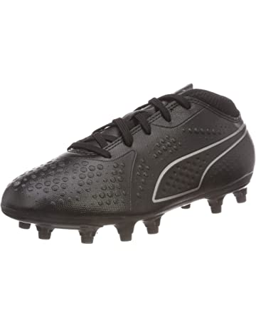 super popular 4f626 f3481 Puma One 4 Syn FG Jr, Chaussures de Football Mixte Enfant