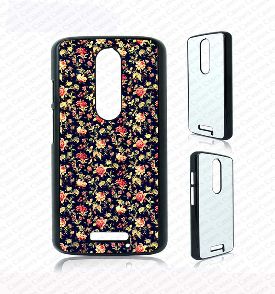 Amazon.com: Colorful Flowers krezy Caso Moto G3 Caso, Moto ...