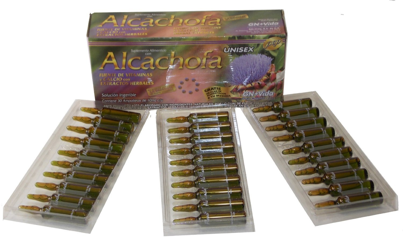 alcachofa para adelgazar tabletas ipad