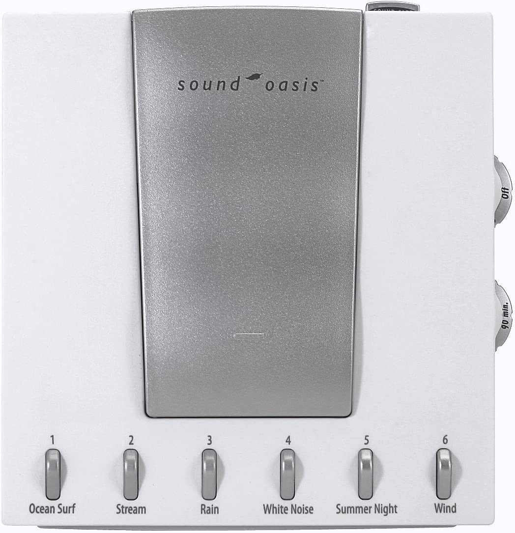 Sound Oasis S-550-05 Sound Therapy System