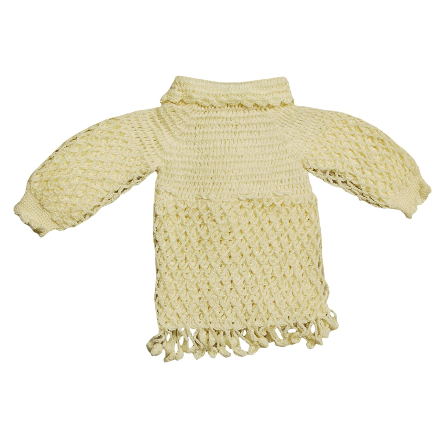 baf02712b Saloni Woollen Baby s Girl s Wool Sweater Winter Wear Skirt or Frock ...