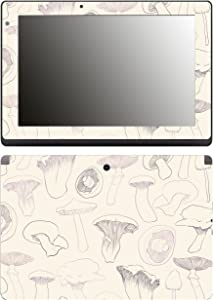 'Disagu SF 106491_ 1189Mushroom Design Case Cover for Acer Aspire Switch 10E SW3/013/01Clear