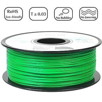 PRILINE PLA-1KG 1.75 filamento de impresora 3D, precisión ...