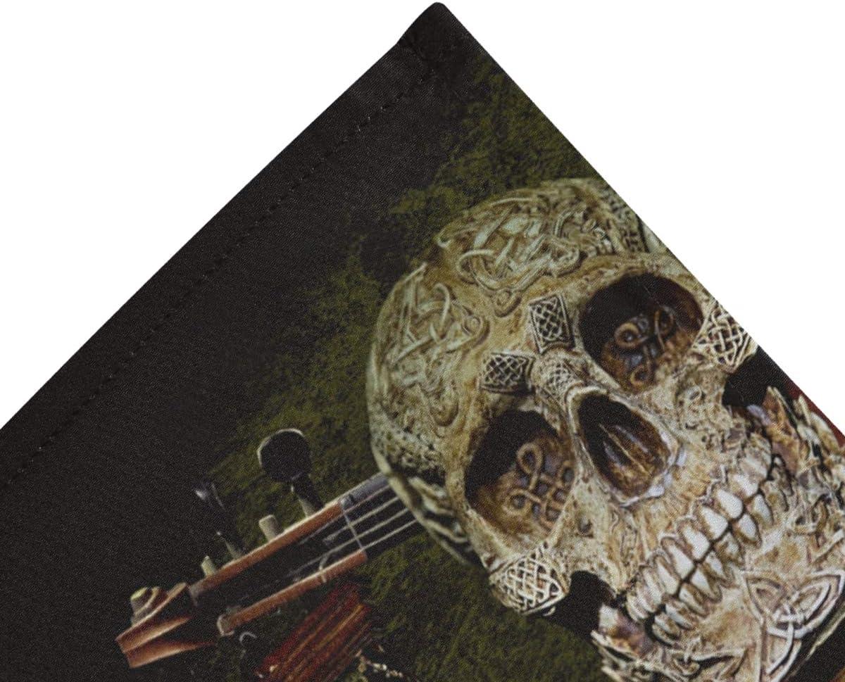 Vanitas Death Skull Tapisserie murale /à suspendre pour salon multicolore Tissu in chambre /à coucher 60x40 dortoir 60 x 40 cm