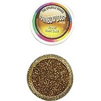 Rainbow Dust No Tóxico Pastel Decoración Purpurina Brillo Rango Joya Oro Oscuro JEWEL DARK GOLD