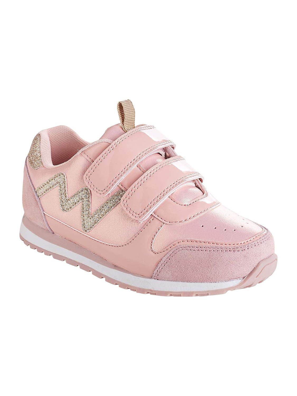 VERTBAUDET Zapatillas con Tiras autoadherentes y Brillantes, para niña