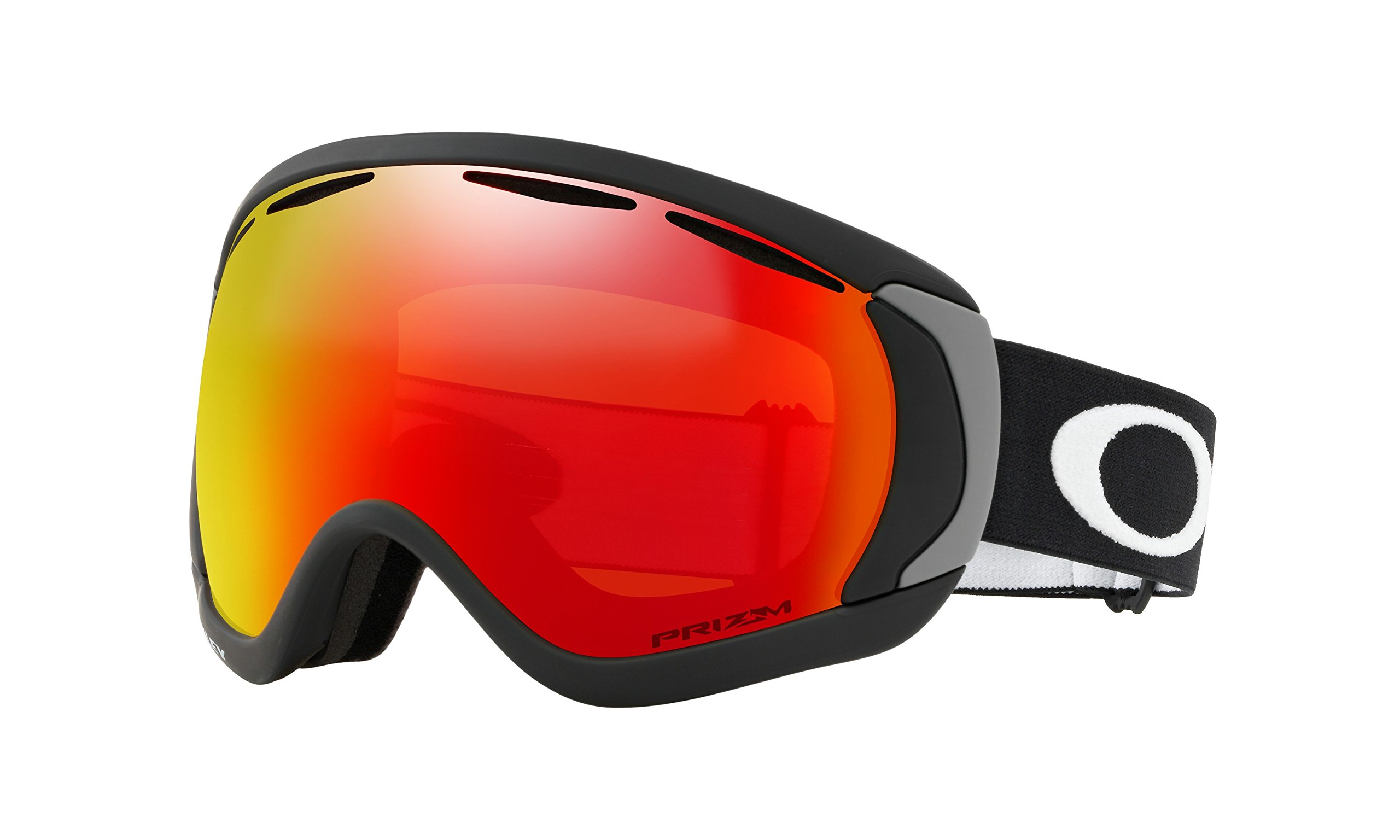 Oakley Canopy Snow Goggles Matte Black with Prizm Torch Iridium Lens by Oakley