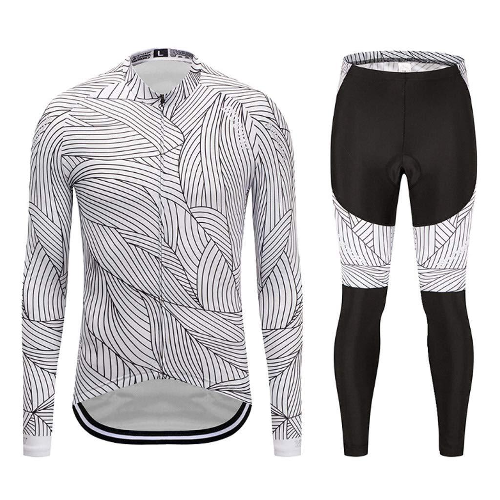 Lilongjiao Outdoor-Sportarten Jersey Männer Und Frauen Langarm Anzug Frühling Und Herbst Feuchtigkeitstransport Fahrrad Fahrrad Service Sportbekleidung