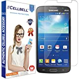 Cellbell° Tempered Glass Screen Protector for Samsung Galaxy Grand 2 7106 / 7102(2.5D Curved Edges)(Clear)(Comes with Warranty)