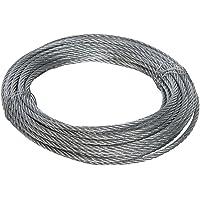 Fixman 858237 Câble métallique galvanisé