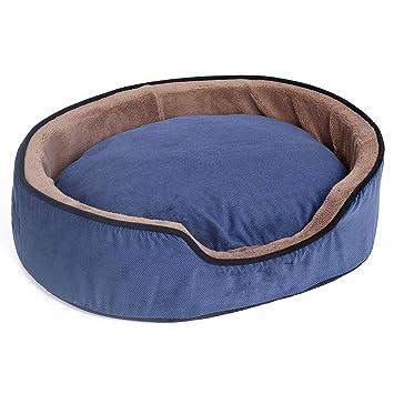 Cama de perro Cama para perros, Cama antideslizante lavable para gatos Bolsa para dormir del