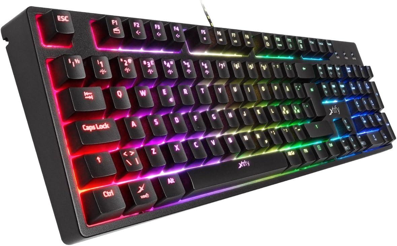 Xtrfy ゲーミングキーボード K3-RGB