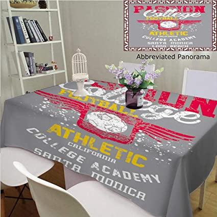 1f2ff23cbf8c Amazon.com: Amavam Unique Custom Cotton and Linen Tablecloths ...