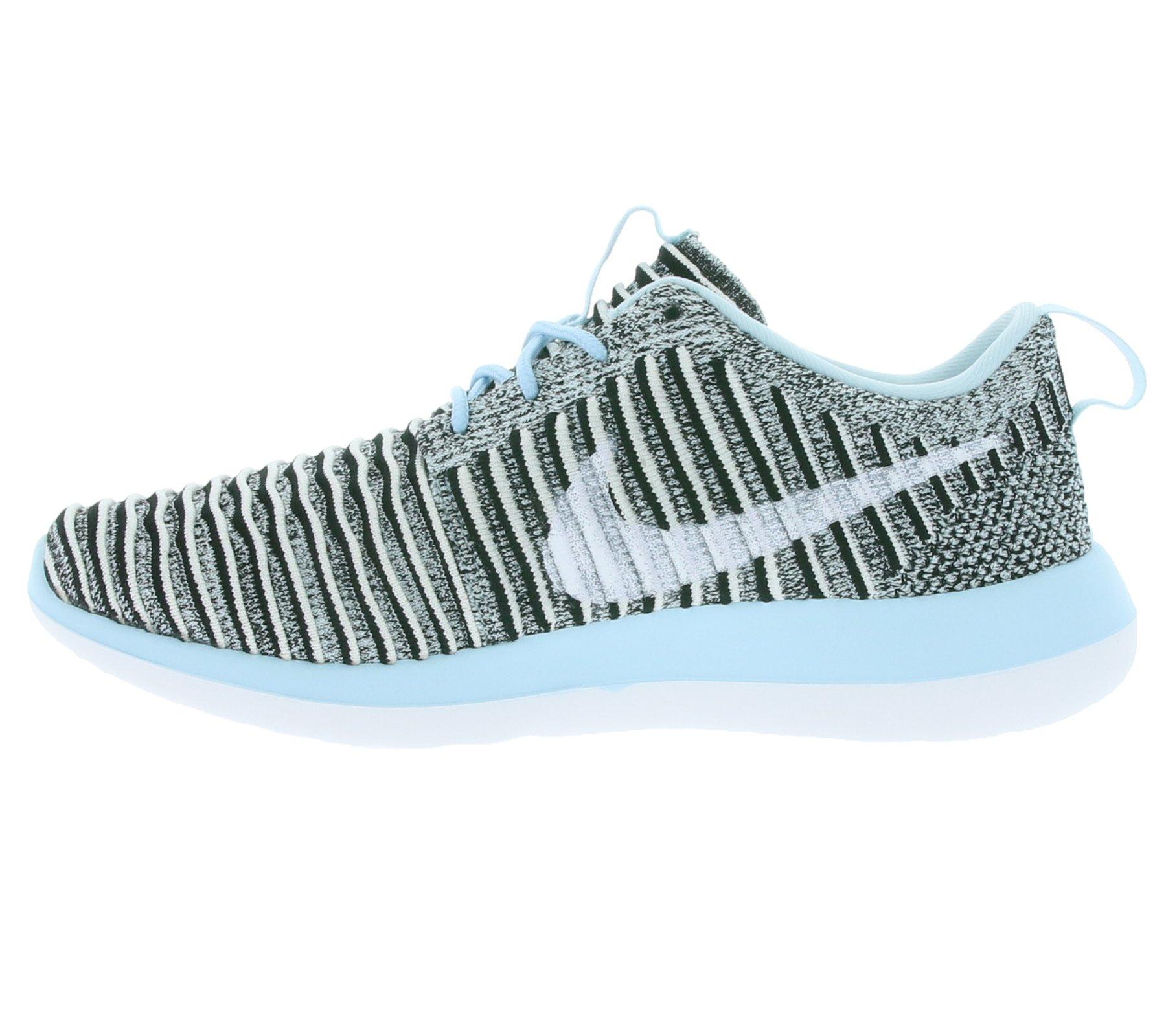 NIKE W Roshe Two Flyknit Schuhe Damen Sneaker Turnschuhe Grau 844929 402, Größenauswahl:39
