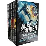 Alex Rider Books 1-6