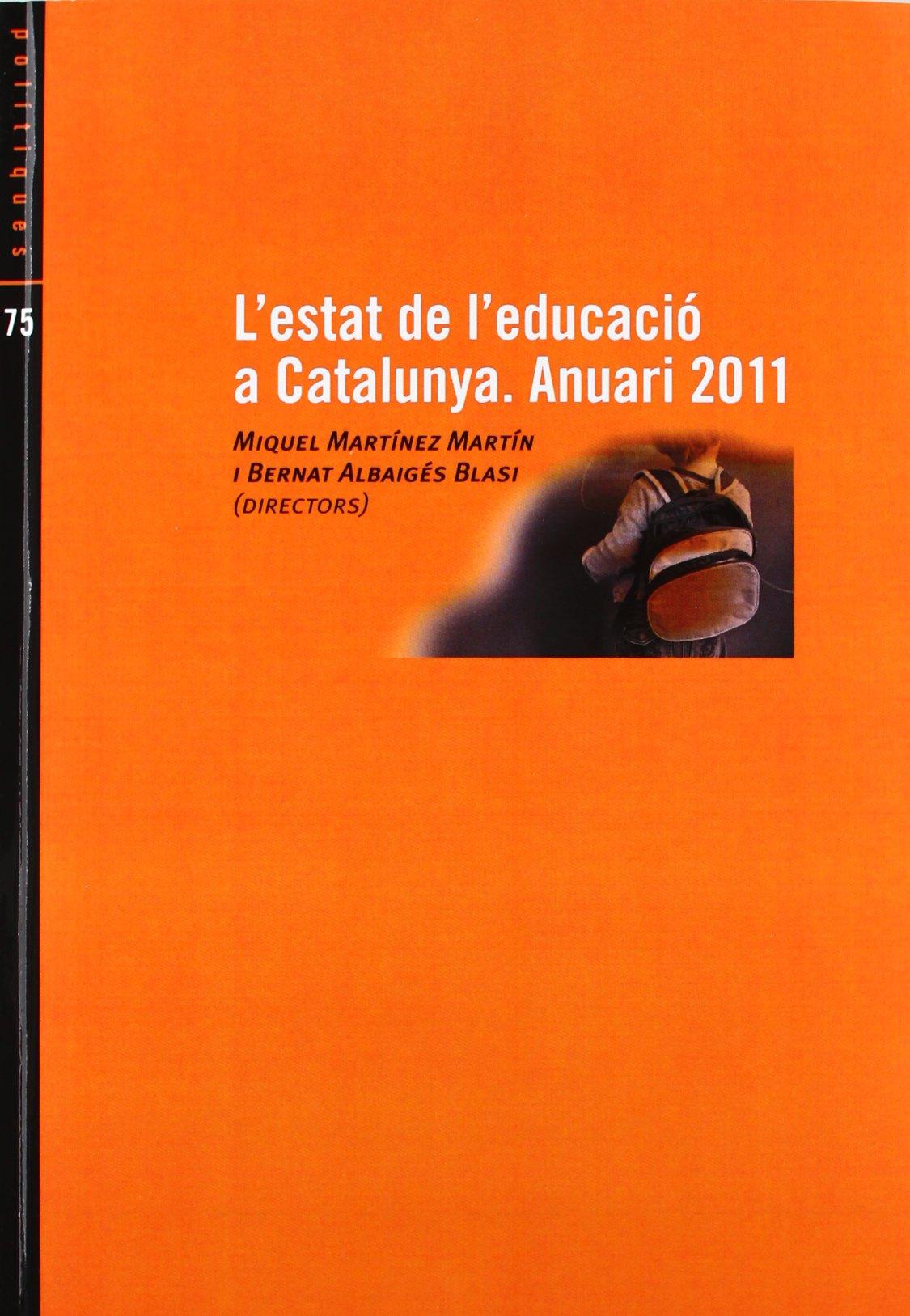 Download L'estat de l'educació a Catalunya, 2011: anuari pdf