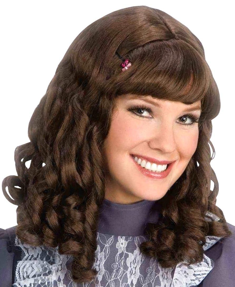Forum Novelties Women's Scarlett Wig, Brown, One Size