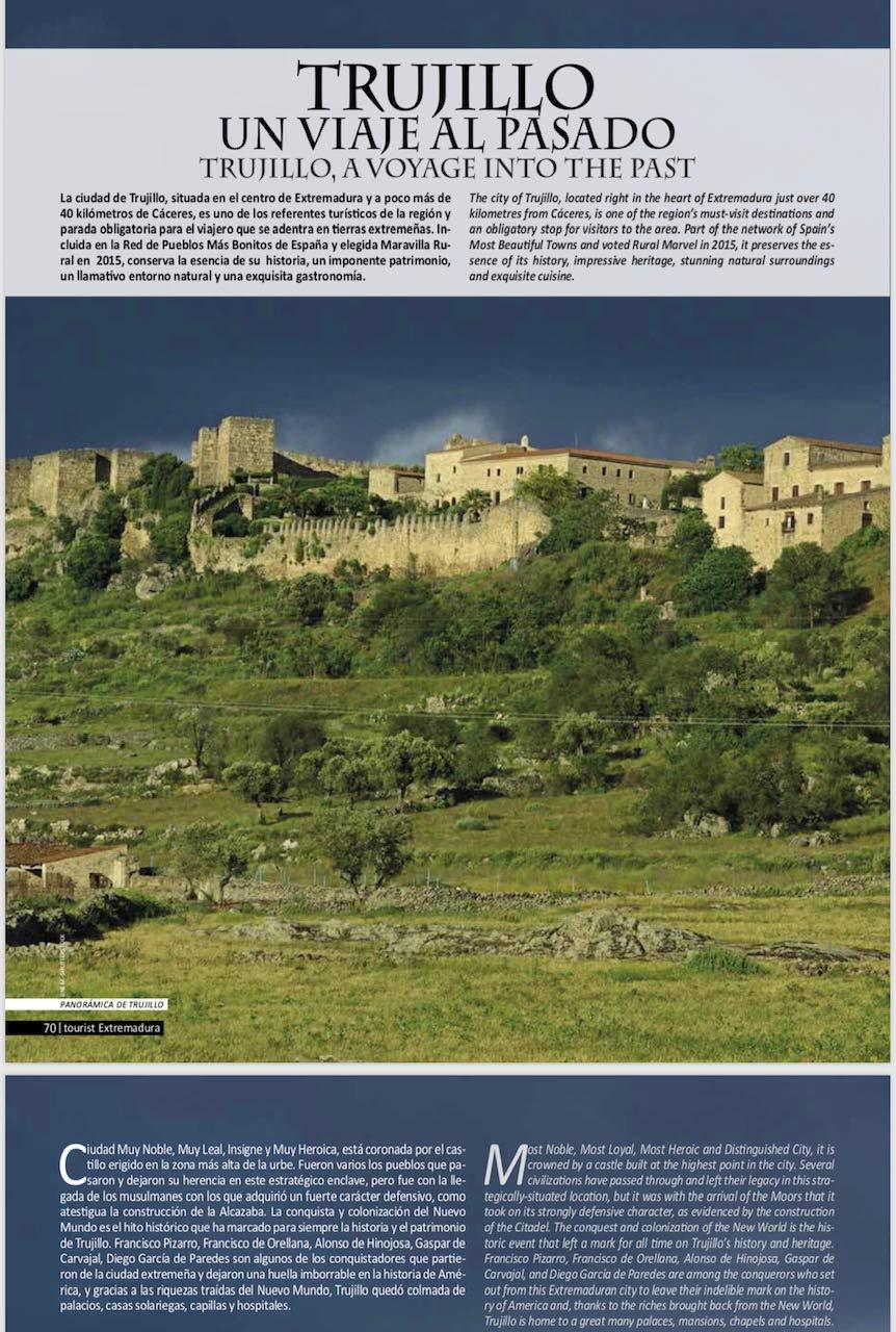 Tourist Extremadura IV. Una región con un gran legado histórico: Amazon.es: Isidoro Campos & Mónica Pascual, Varios, ICARO: Libros
