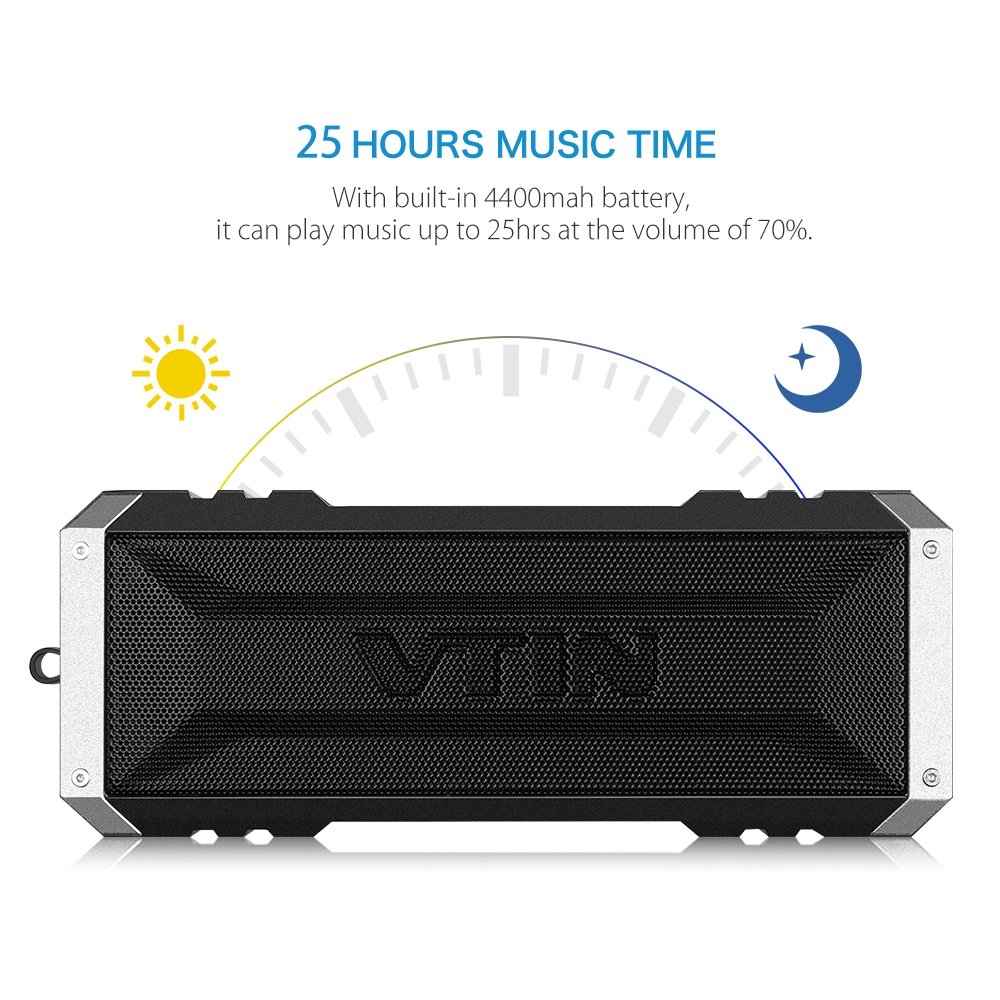 VTIN VicTsing Altoparlante Wireless Bluetooth Speaker