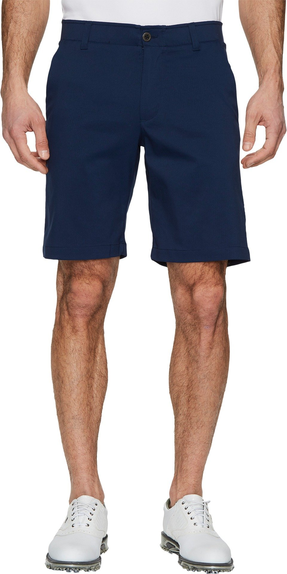 Under Armour Men's Showdown Golf Shorts, Academy (408)/Academy, 30 by Under Armour