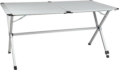 Table Pliante Gap Less Grise 6 Personnes Amazon Fr Auto Et