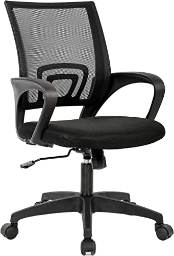 Home Office Chair Ergonomic Desk Chair Mesh Computer Chair