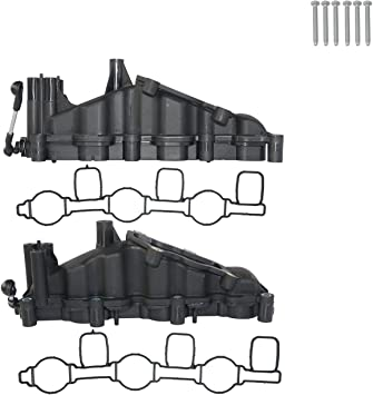 Left Inlet Manifold for Audi A4 A5 A6 A8 Q5 Q7 Cayenne Touareg
