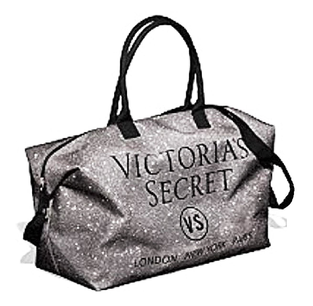Victoria s Secret Popup Weekender Tote Bag, Holiday 2015 Limited Edition