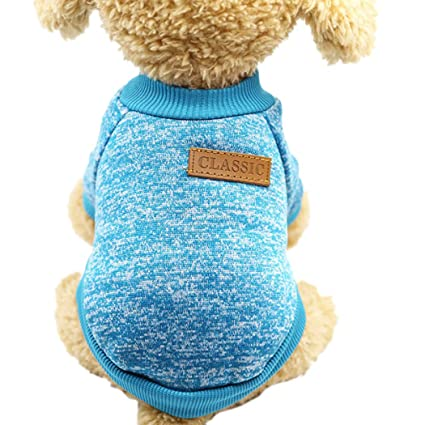 037bc776400a Image Unavailable. Image not available for. Color: Legendog Cat Costume Pet  Sweater Warm Wool Pet Apparel for Small ...