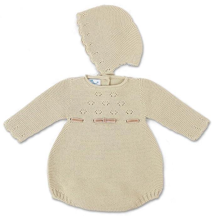 Pelele con capota link link camel para niño (18 meses)