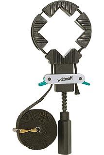 Wolfcraft 3441000 Tensor de cinta de carraca con 4