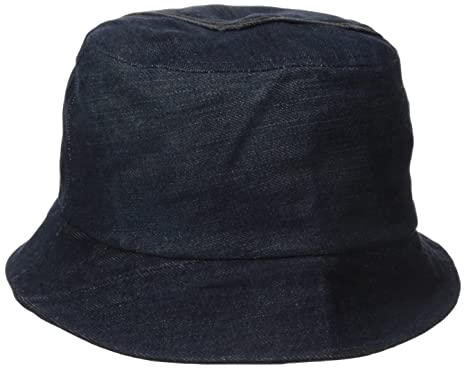 Amazon.com  Nudie Jeans Men s Mathsson Bucket Hat Denim ed069b4816d