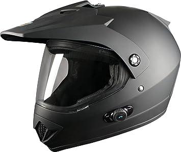 Origine Helmets Gladiatore Casco Integral, Negro Mate, XL