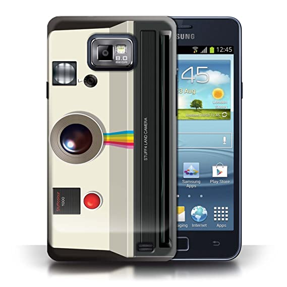 another chance 11add 31c2e Amazon.com: STUFF4 Phone Case / Cover for Samsung Galaxy S2/SII ...
