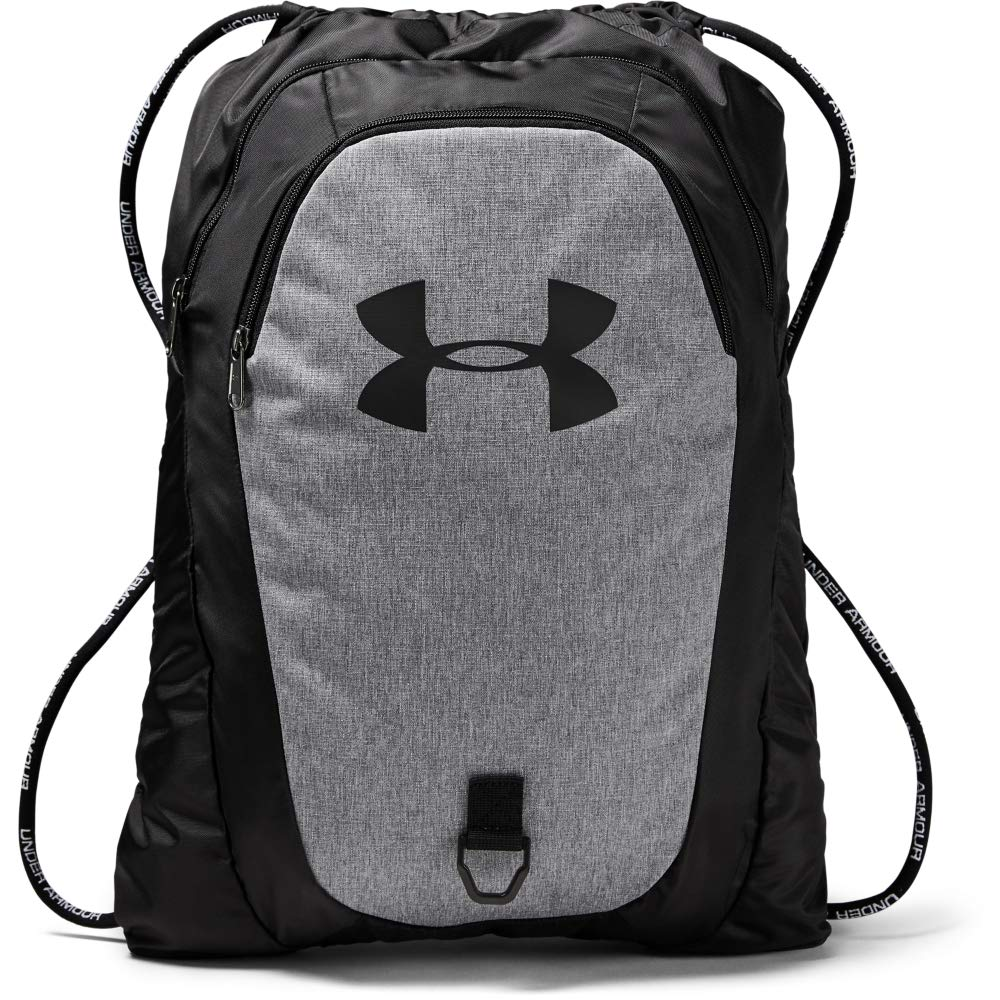 Under Armour Undeniable 2.0 Sackpack, Black (003)/Black, One Size Fits All by Under Armour