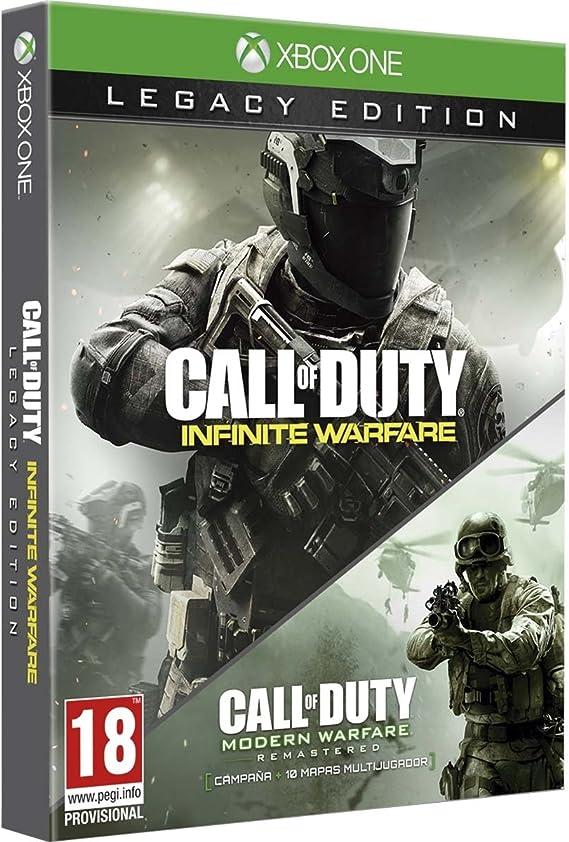 Call Of Duty: Infinite Warfare - Legacy Edition: Amazon.es: Videojuegos