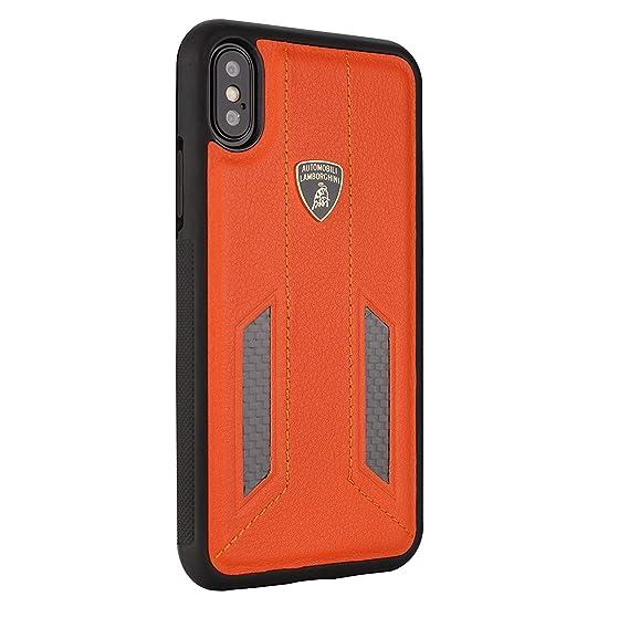 Amazon Com Automobili Lamborghini Huracan D6 Premium Leather Case
