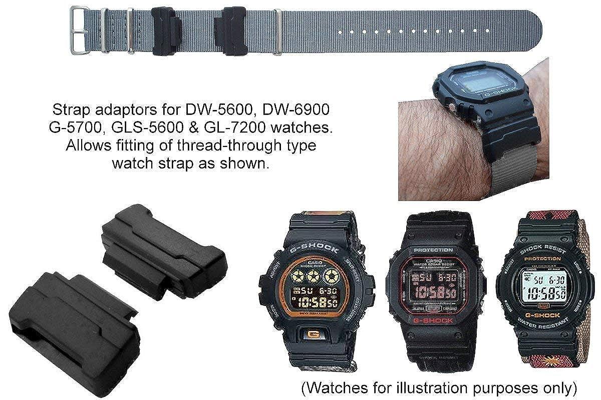 2174d9194bc Amazon.com  Casio 74243710 Genuine Factory Replacement Parts fits DW-5600