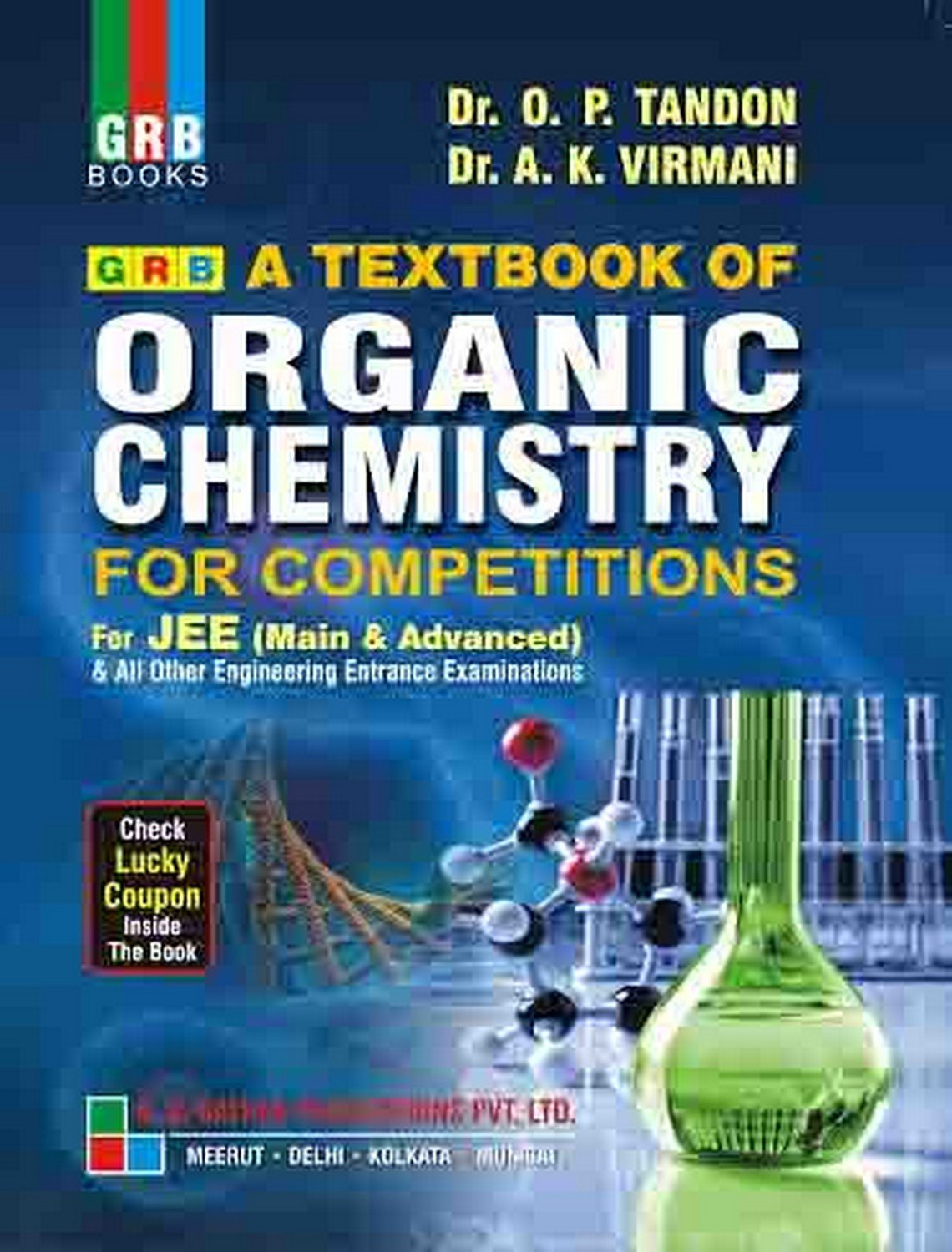 Organic Chemistry Books For Iit Jee Pdf